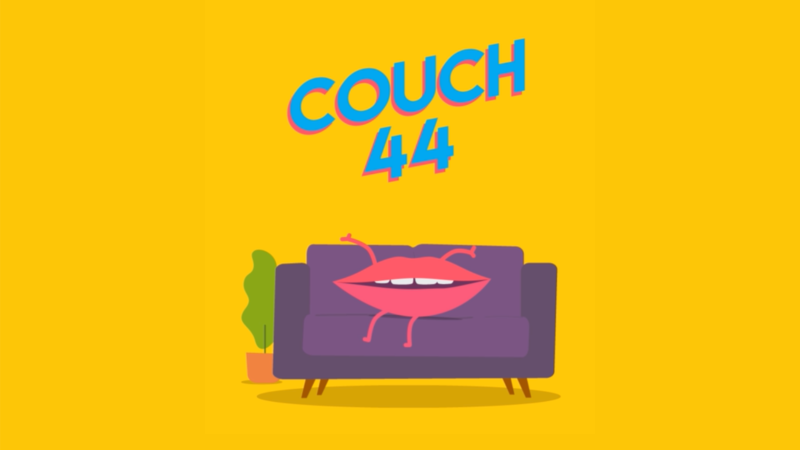 Couch 44